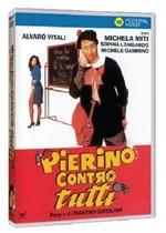 La copertina di Pierino contro tutti (dvd)
