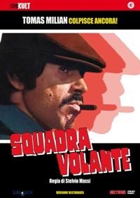 La copertina di Squadra volante (dvd)