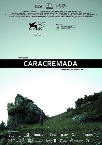 La locandina di Caracremada