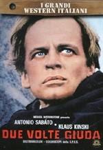 La copertina di Due volte Giuda (dvd)