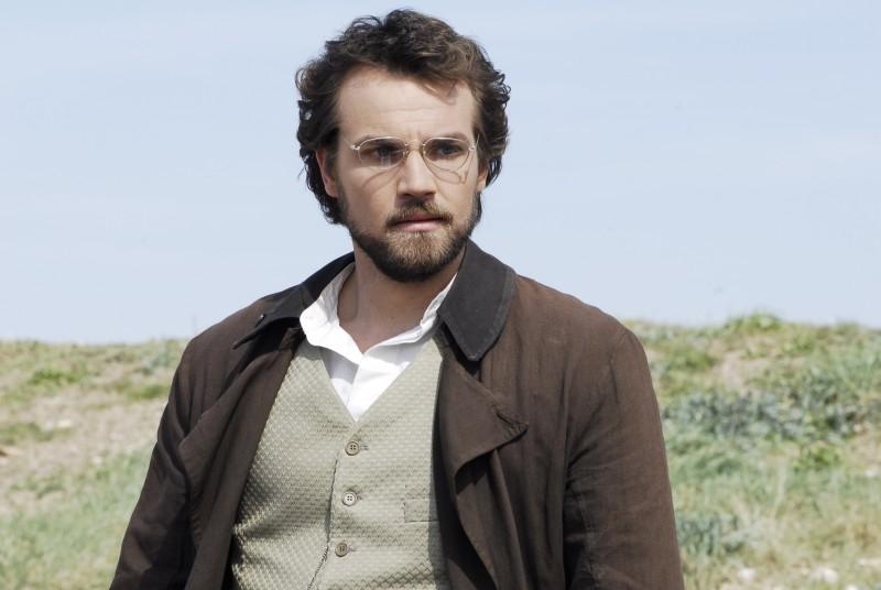 Danilo Brugia nella serie TV Rossella