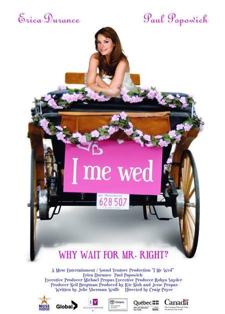 La locandina di I Me Wed
