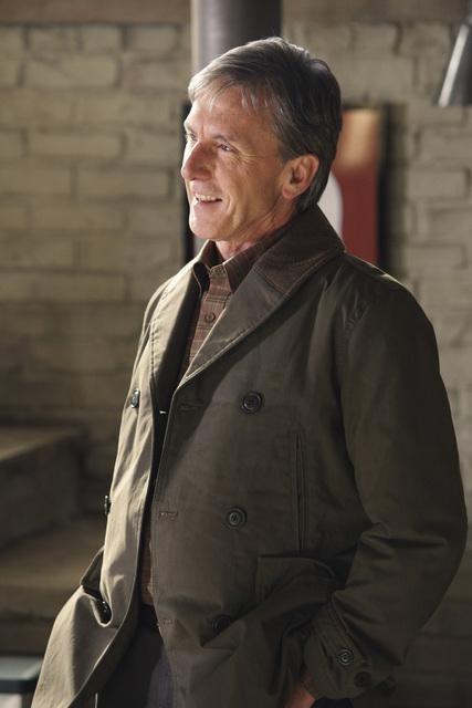 Scott Paulin nell'episodio Knockdown di Castle