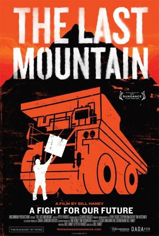 La locandina di The Last Mountain
