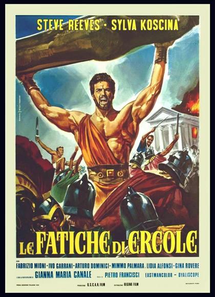 Les Travaux d'Hercule 1958 (Le Fatiche di Ercole) | …