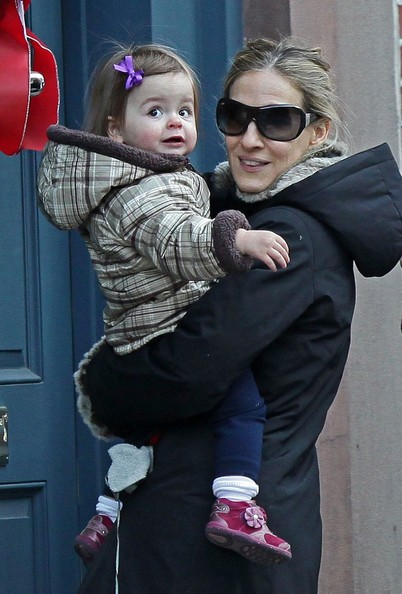 Sarah Jessica Parker con i figli