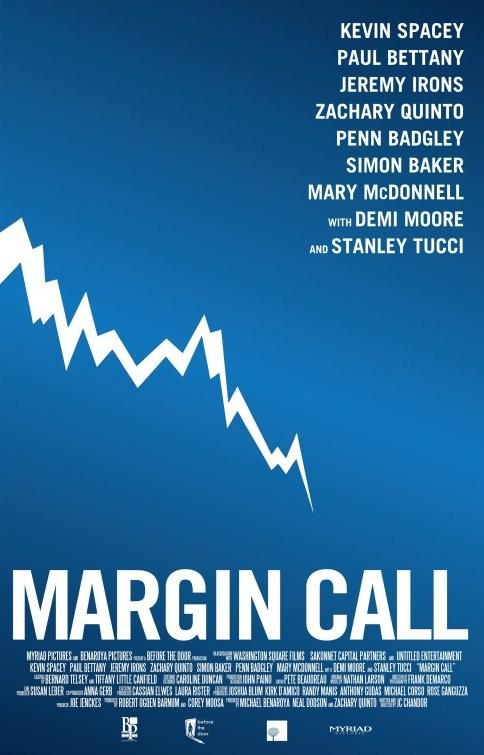 La locandina di Margin Call