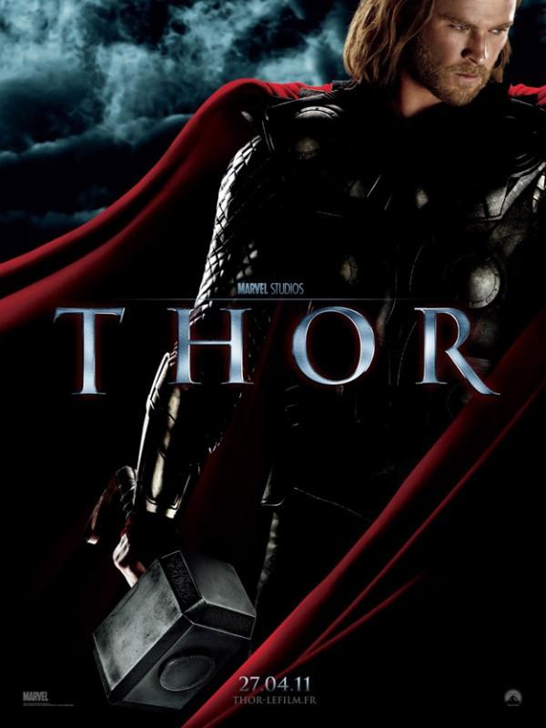 Il manifesto francese di Thor