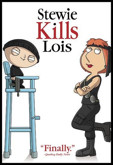 Immagine promozionale dell\'episodio Stewie uccide Lois de I Griffin
