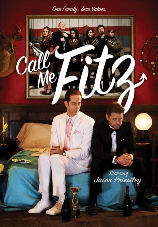 La locandina di Call Me Fitz