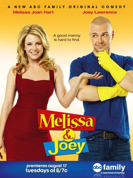 La locandina di Melissa & Joey