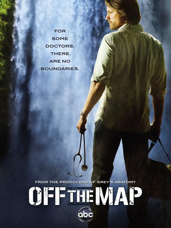 La locandina di Off the Map
