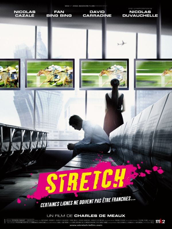 La locandina di Stretch