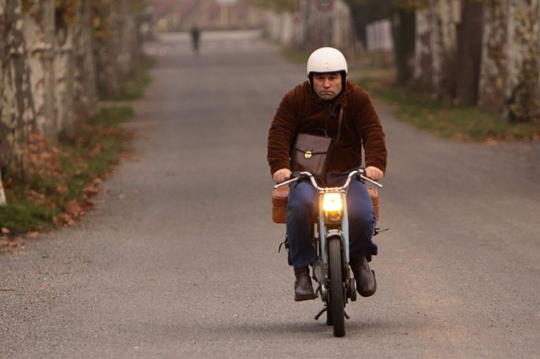 Vincent Moscato, protagonista del film Le fils à Jo