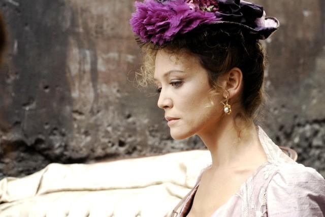 Francesca Cavallin è Sophie nella serie TV Rossella