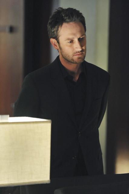 Josh Stewart nell'episodio No Ordinary Brother di No Ordinary Family
