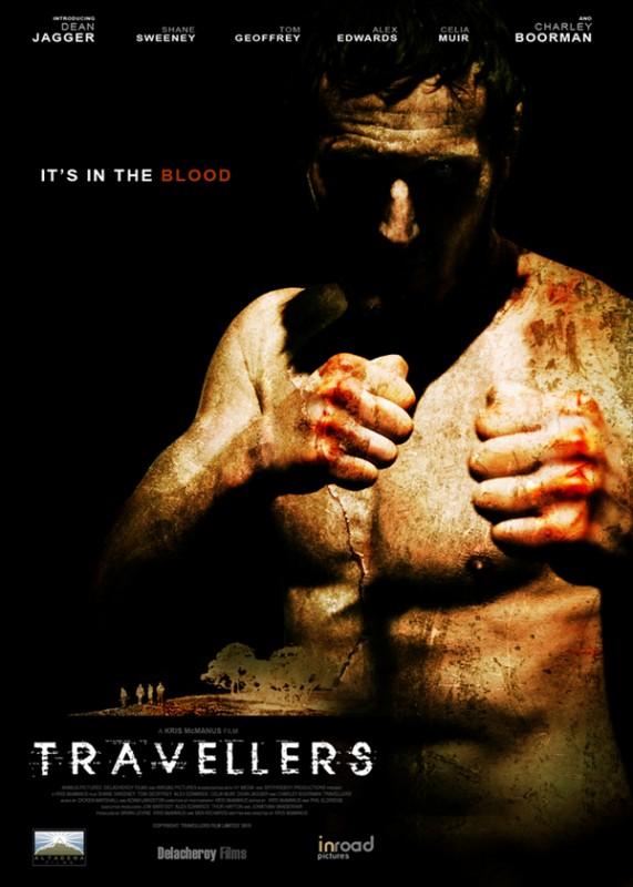 La locandina definitiva di Travellers