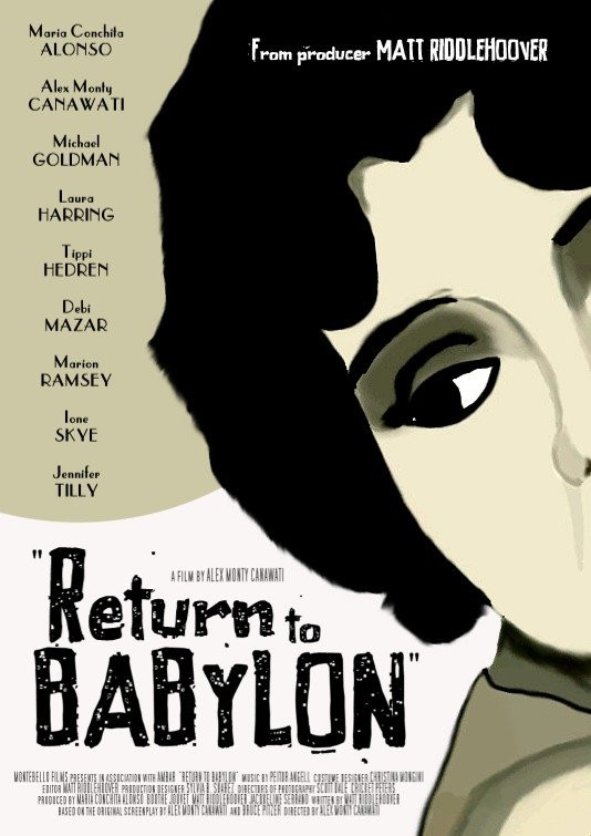 La locandina di Return to Babylon