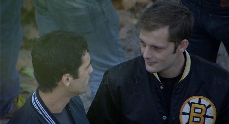 Nicolas Duvauchelle in un'immagine del film Stretch
