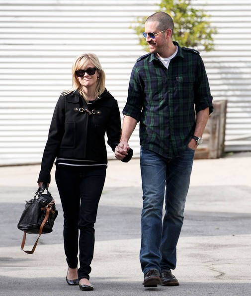 Reese Witherspoon e il fidanzato Jim Toth a Los Angeles