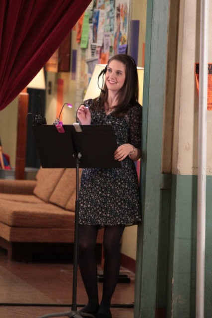Alison Brie nell'episodio Celebrity Pharmacology di Community