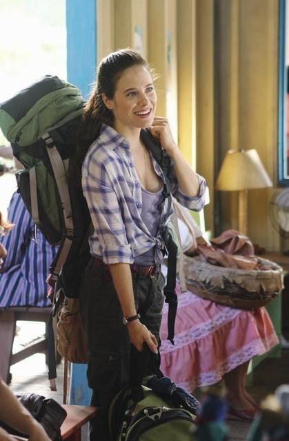Caroline Dhavernas nell'episodio Saved by the Great White Hope di Off the Map