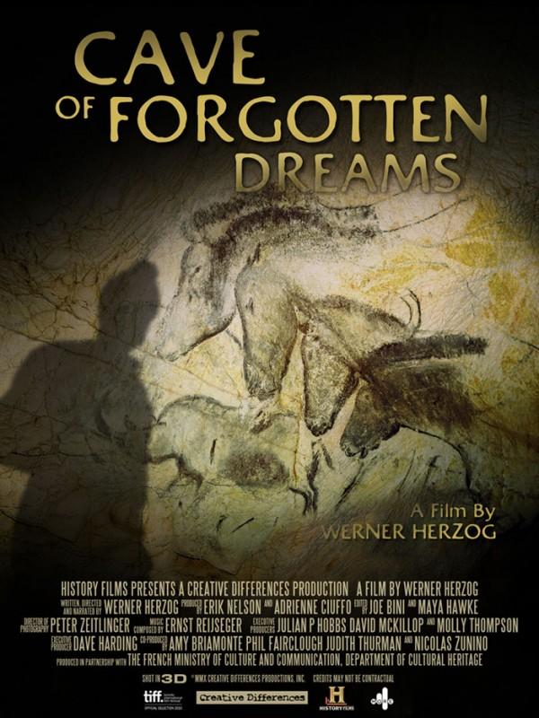 La locandina di Cave of Forgotten Dreams