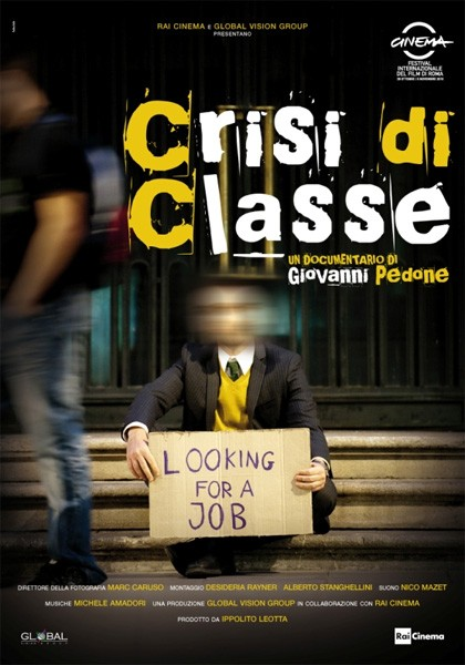 La locandina di Crisi di classe