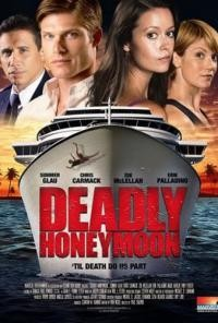 La locandina di Deadly Honeymoon