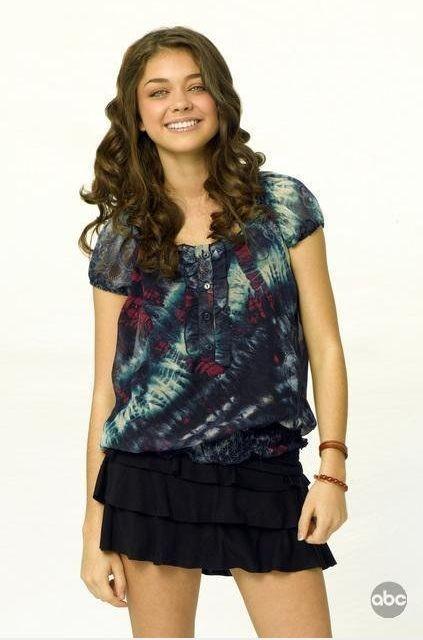 Sarah Hyland è Haley Dunphy in Modern Family