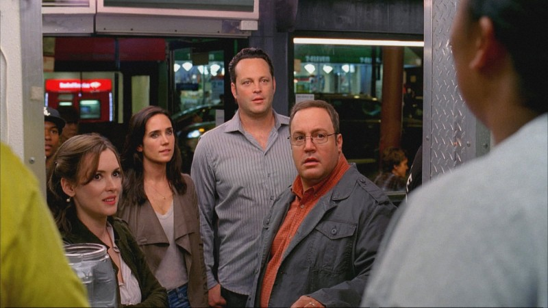 Vince Vaughn e Kevin James insieme a Jennifer Connelly e Winona Ryder nella commedia Il Dilemma