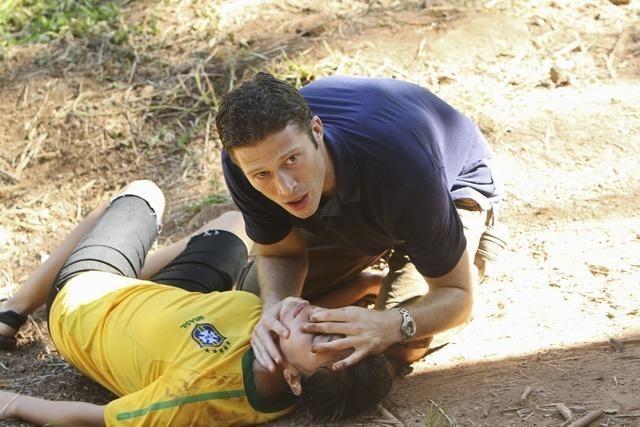 Zach Gilford nell'episodio Smile. Don't Kill Anyone di Off the Map