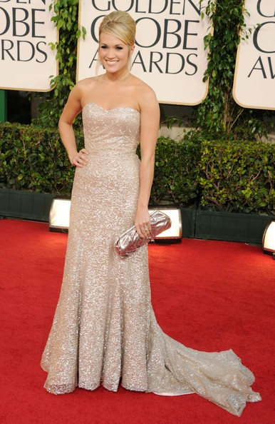 Golden Globes 2011, Carrie Underwood