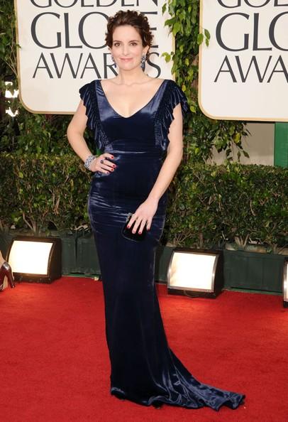 Golden Globes 2011, Tina Fey sul red carpet