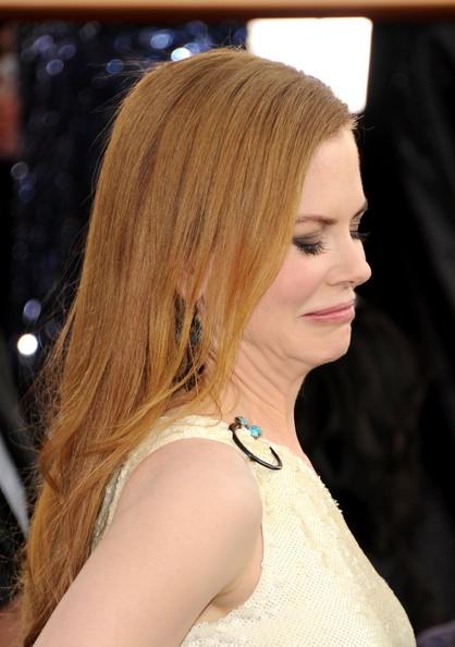 Golden Globes 2011, una buffa espressione della Kidman sul red carpet