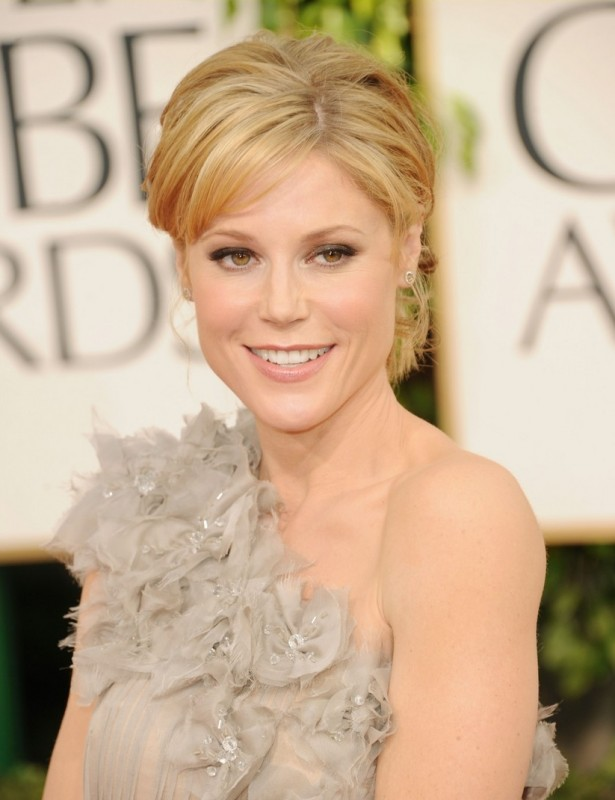 Julie Bowen sul red carpet dei Golden Globes 2011