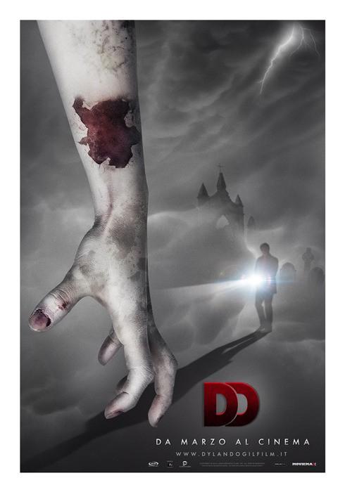 Nuova macabra locandina di Dylan Dog - Il film