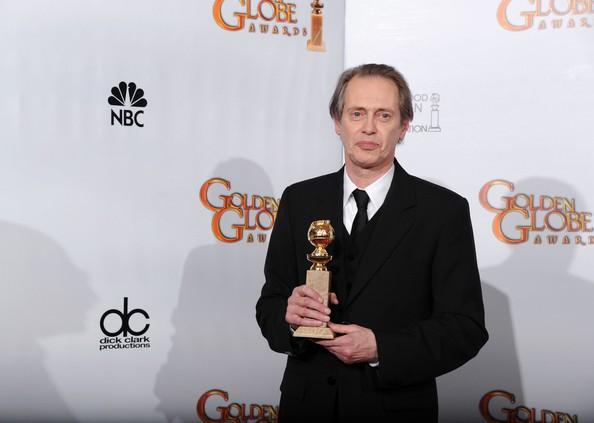 Steve Buscemi, migliore attore drammatico per la serie Boardwalk Empire ai Golden Globes 2011