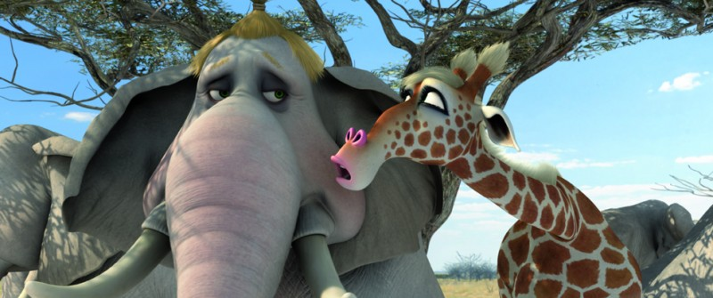 Angie e Gisella, protagoniste del film Animals United
