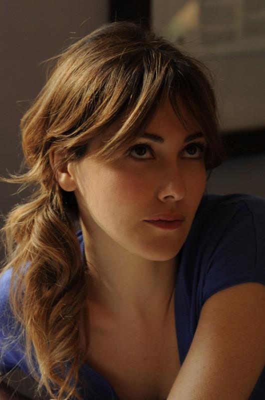Anita Caprioli nel film Immaturi