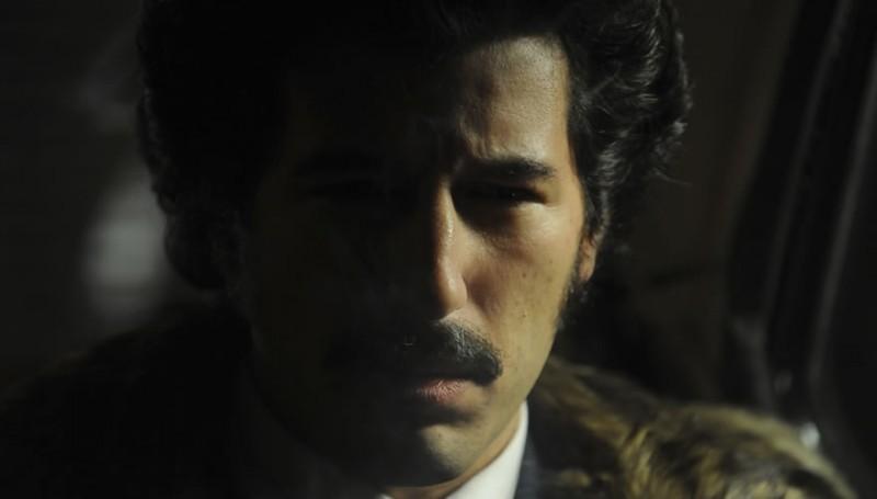 Francesco Scianna nei panni di Francis Turatello nel film Vallanzasca - Gli angeli del male