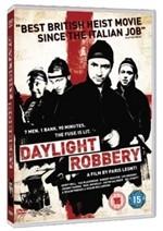 La copertina di Daylight Robbery (dvd)