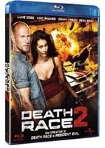 La copertina di Death Race 2 (blu-ray)
