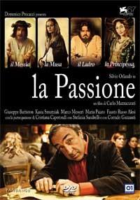 La copertina di La passione (dvd)