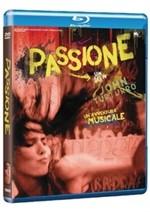 La copertina di Passione (blu-ray)