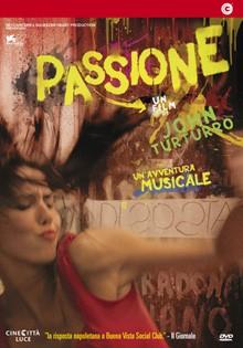 La copertina di Passione (dvd)
