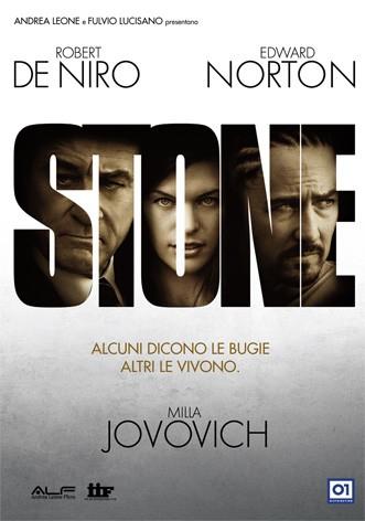 La copertina di Stone (dvd)