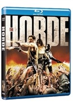 La copertina di The Horde (blu-ray)
