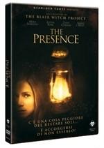La copertina di The Presence (dvd)
