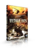 La copertina di Vietnam Rats (dvd)